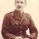 Captain T V Somerville c1918