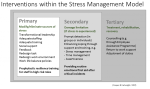 Stress Management Model