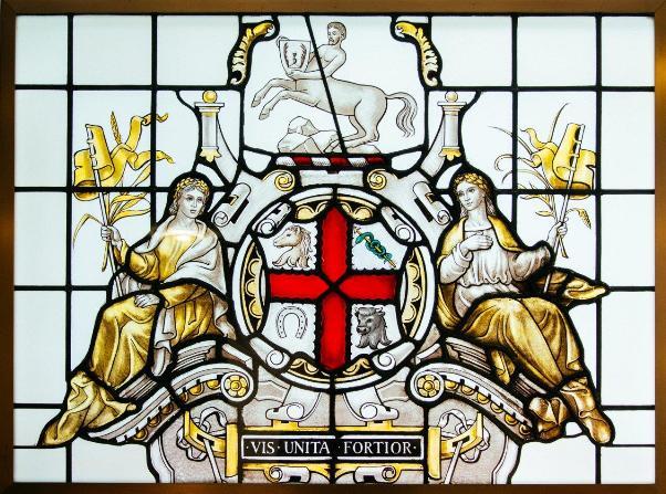 RCVS Coat of arms